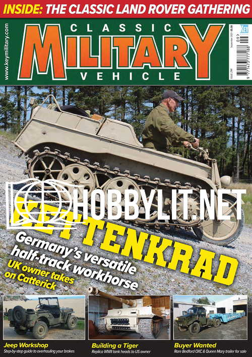 Classic Military Vehicle - September 2021