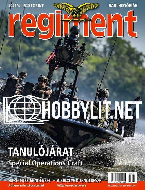 REGIMENT 2021-04