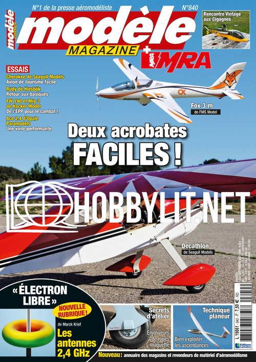 Modèle Magazine - Septembre 2021