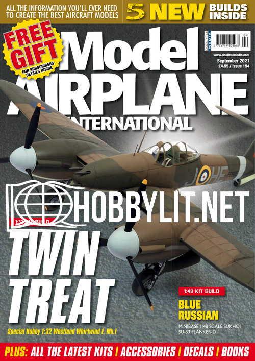 Model Airplane International - September 2021