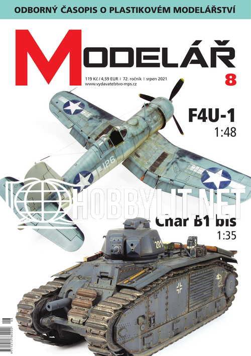 Modelář 2021-08