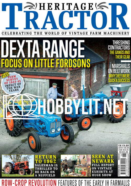 Heritage Tractor Issue 6