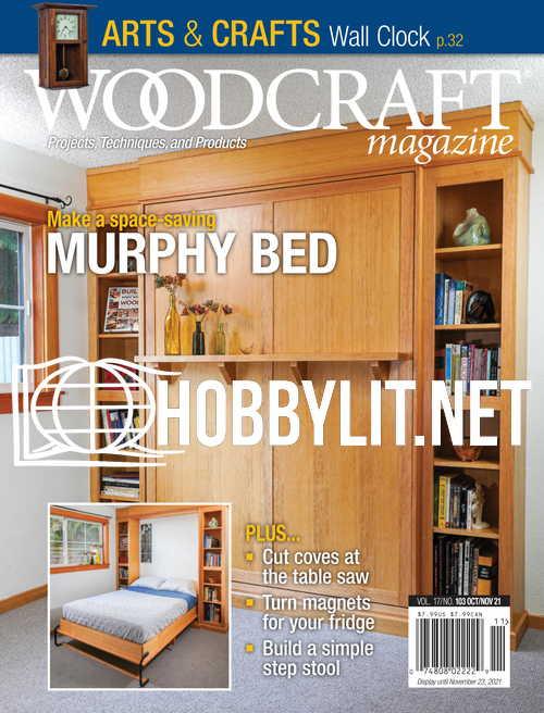 Woodcraft Magazine - October/November 2021