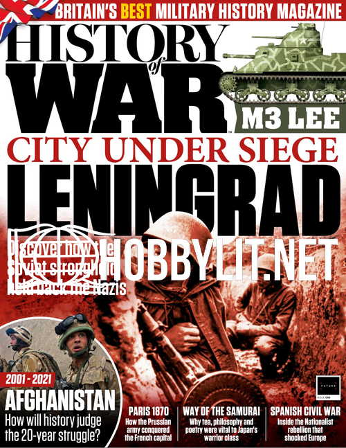 History of War Issue 98