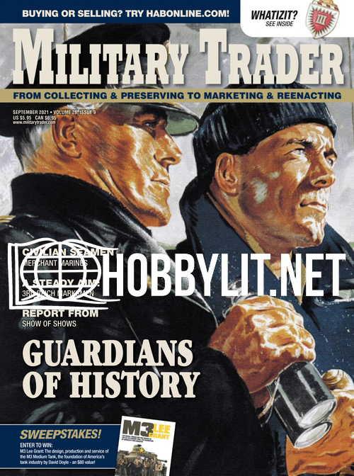 Military Trader – September 2021