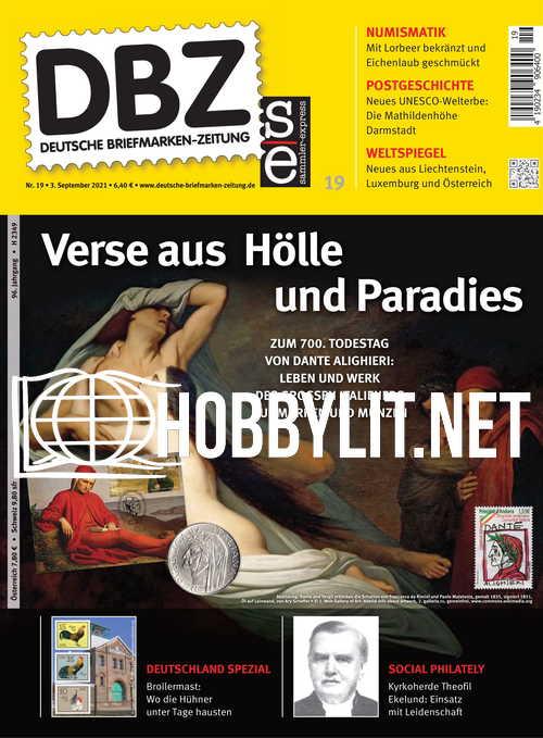 Deutsche Briefmarken-Zeitung 03 September 2021