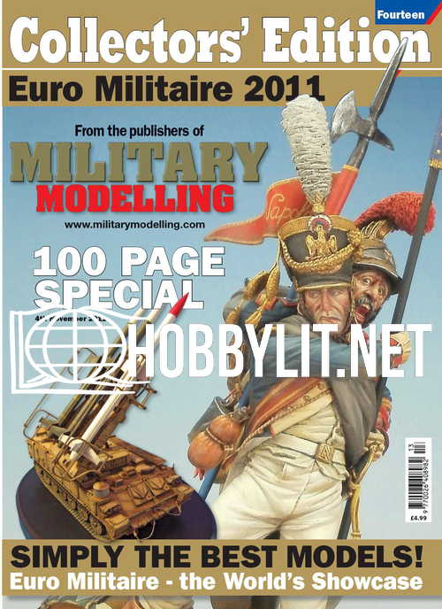 Military Modelling Collectors Edition Euro Militaire 2011