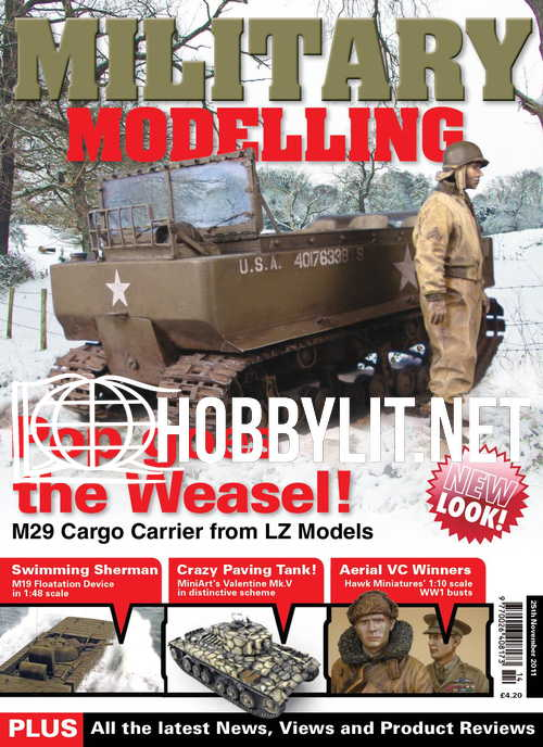Military Modelling - November 2011