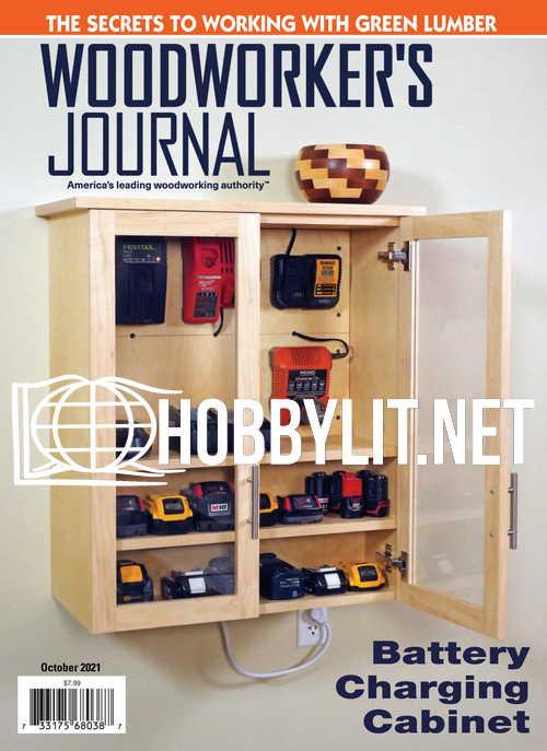 Woodworker's Journal - October 2021