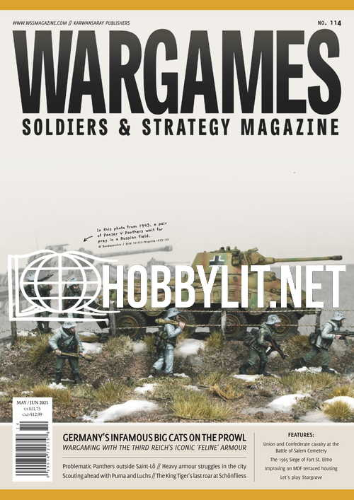 Wargames Soldiers & Strategy Magazine – May/June 2021