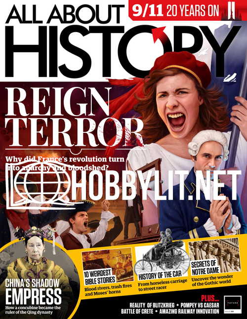 All About History Issue 108