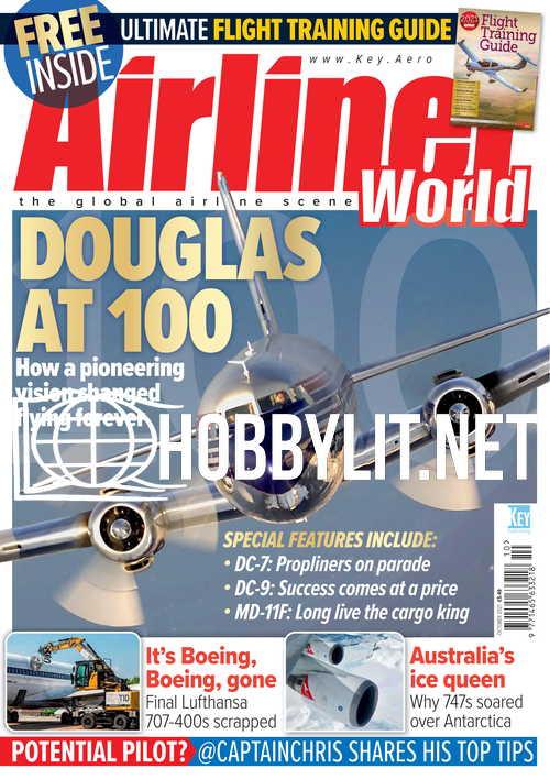 Airliner World - October 2021