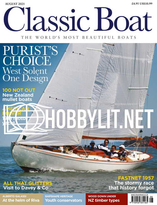 Classic Boat - August 2021