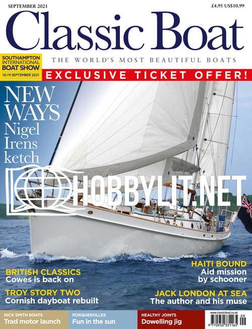 Classic Boat - September 2021