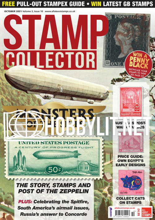 Stamp Collector – October 2021