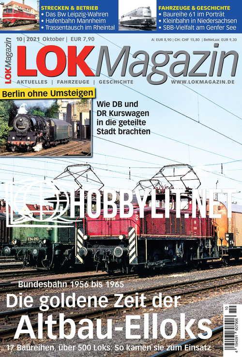 LOK Magazin - Oktober 2021