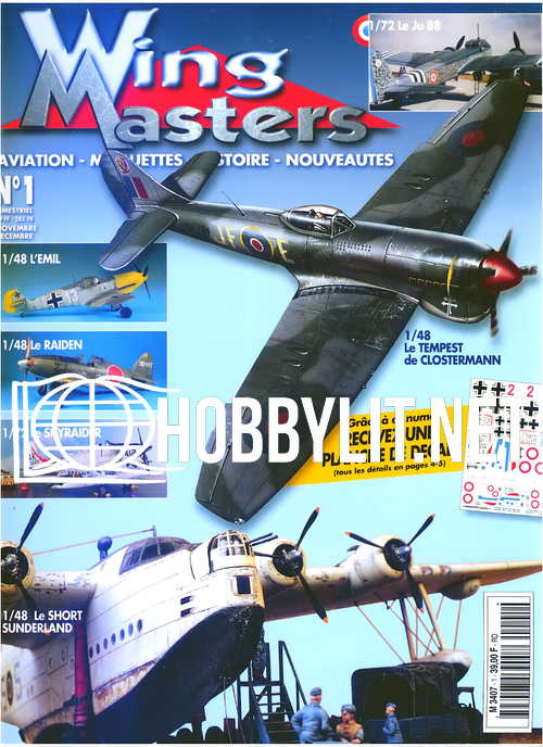 Wing Masters 001