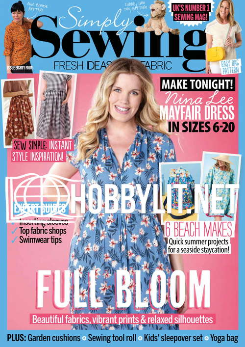 Simply Sewing Issue 84