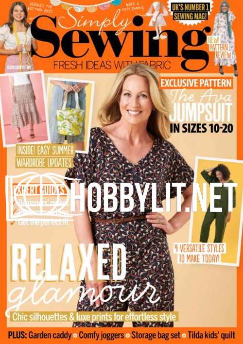 Simply Sewing Issue 85