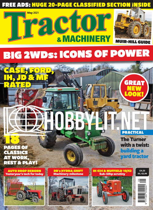 Tractor & Machinery - May 2021
