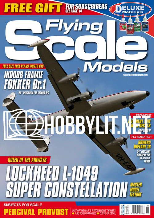 Flying Scale Models - November 2021