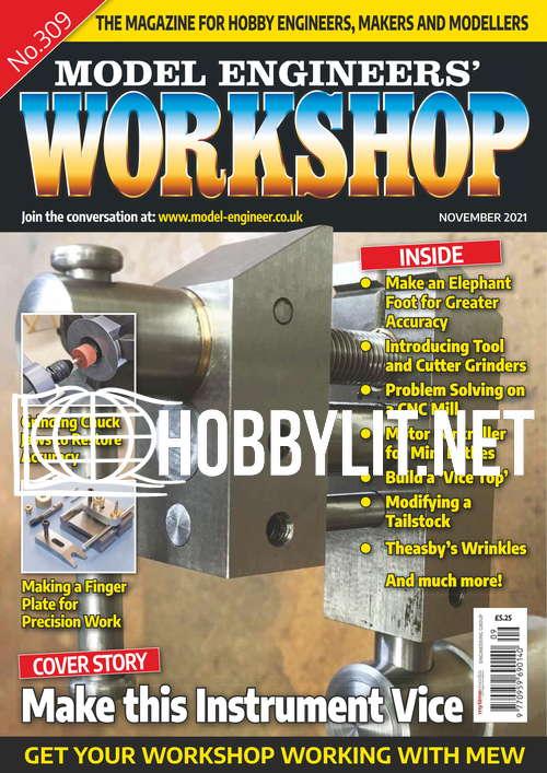 Model Engineers' Workshop - November 2021