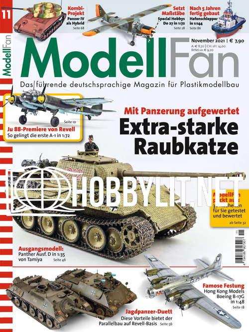 ModellFan – November 2021