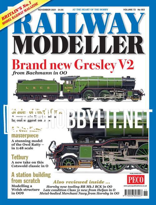 Railway Modeller - November 2021