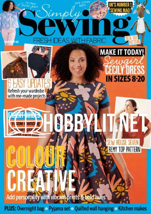 Simply Sewing Issue 86