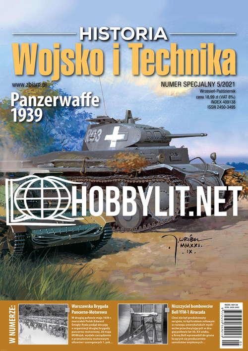 Historia Wojsko i Technika Numer Specjalny 2021-05