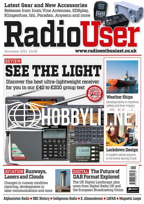 Radio User - November 2021