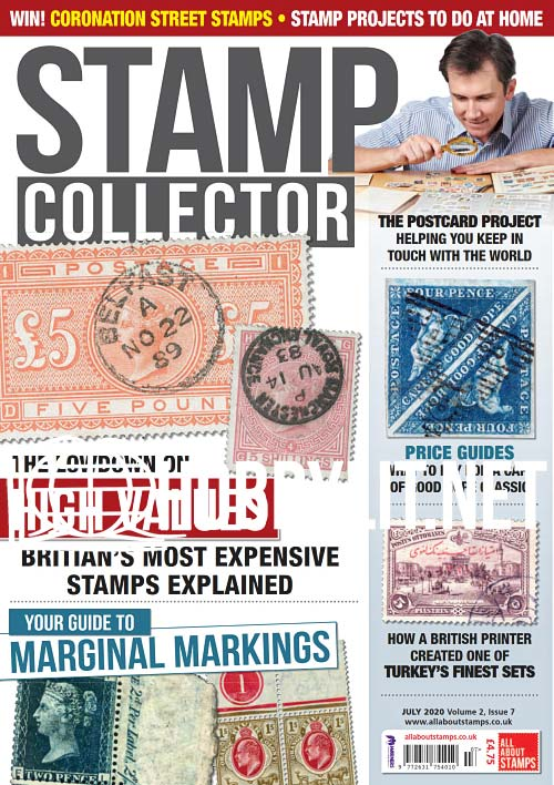 Stamp Collector - July 2020
